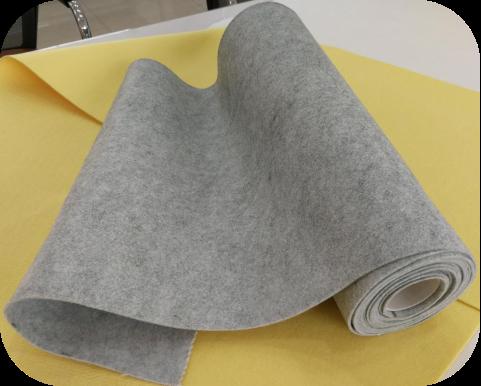 美莱斯(MLS)耐高温针刺毡除尘滤料