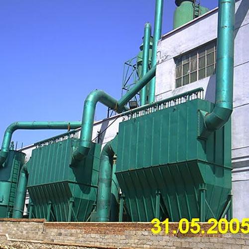 木业厂布袋除尘器