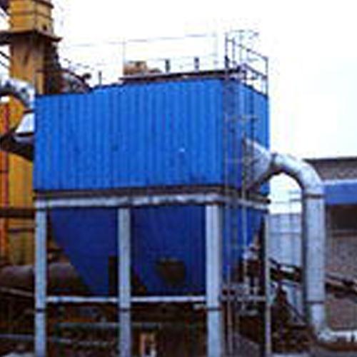 水泥厂气箱式脉冲袋式收尘器