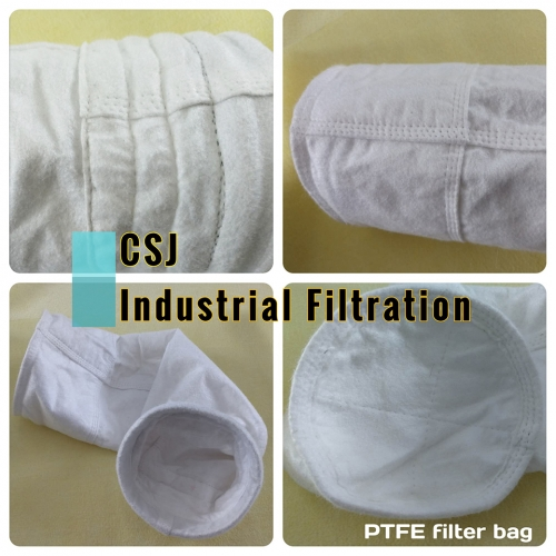 PTFE针刺毡滤袋