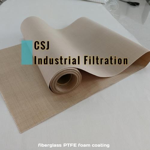 玻璃纤维耐酸碱除尘滤布
